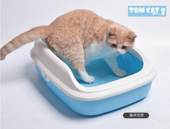 開放式貓砂盆