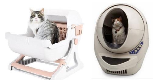 貓砂盆有哪些種類,該如何選擇呢?