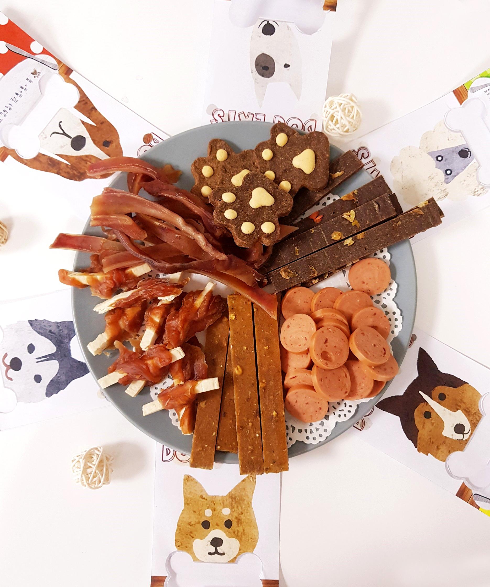 貓狗寵物零食推薦!狗狗貓貓就愛這幾味!